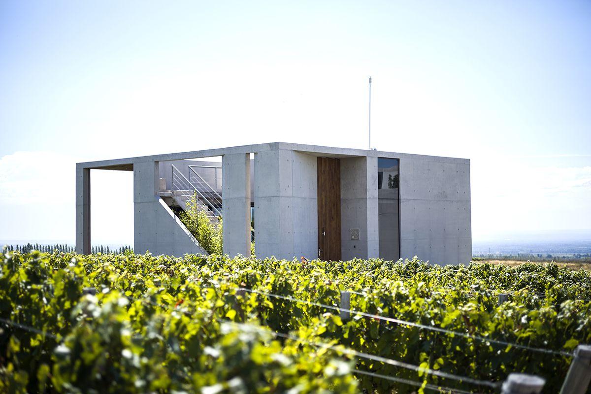 Casa de Uco Vineyards & Wine Resort